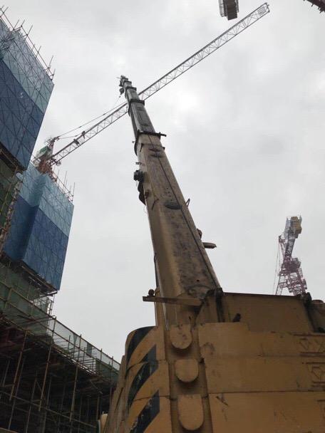 成都吊车出租200吨拆塔吊-【成都吊车出租】