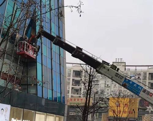 成都12吨吊车高空作业-【成都吊车出租】
