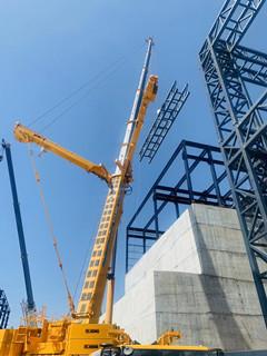 成都500吨吊车安装钢构-【成都吊车出租】